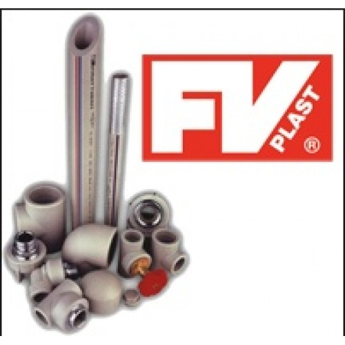 Fitinguri PPR polifuziune FV Plast Cehia