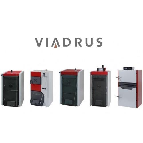 Centrale termice pe lemne Viadrus 35Kw boiler 100L+TRANSPORT GRATUIT