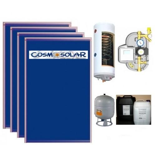 Panouri solare Cosmosolar 4P 500L 2S